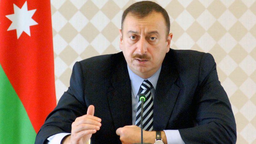 Azərbaycan Respublikası Prezidenti İlham Əliyev